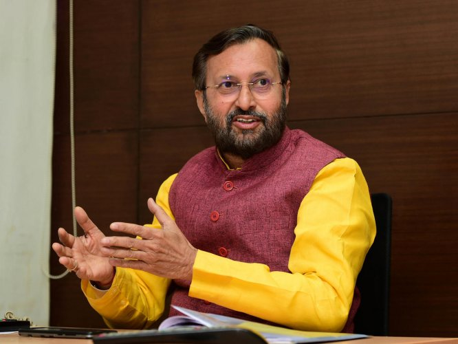 Developed nations not acting on reducing carbon emissions: Javadekar