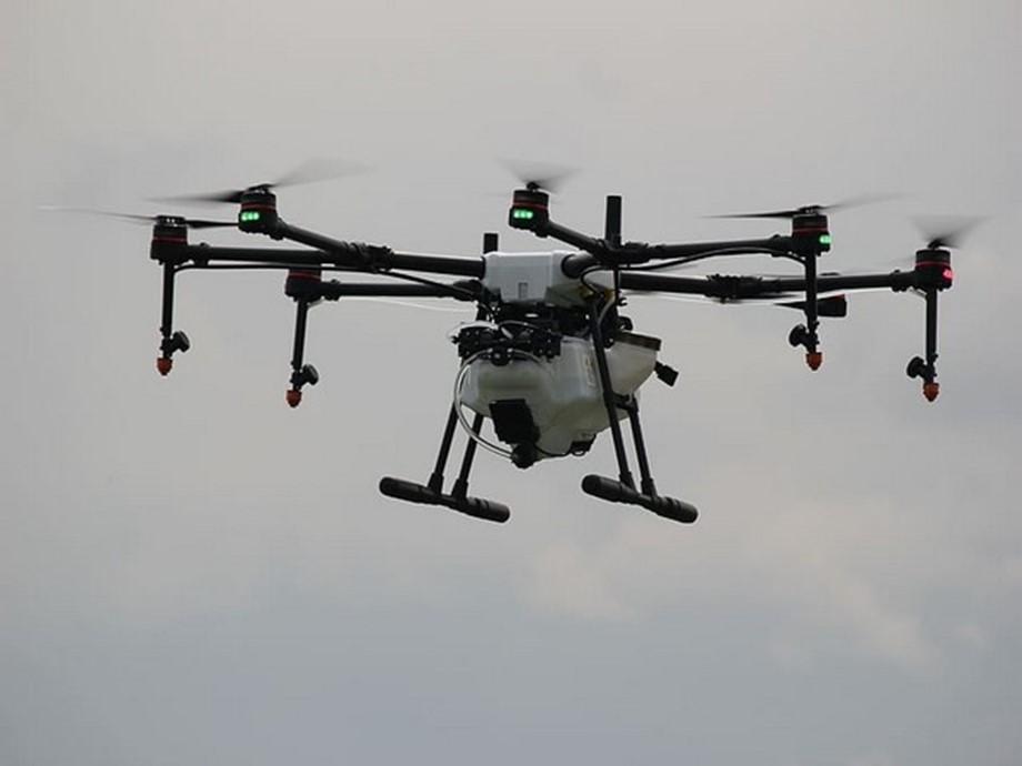 dronespottednearindopakborderinpunjab;bsfopensfire