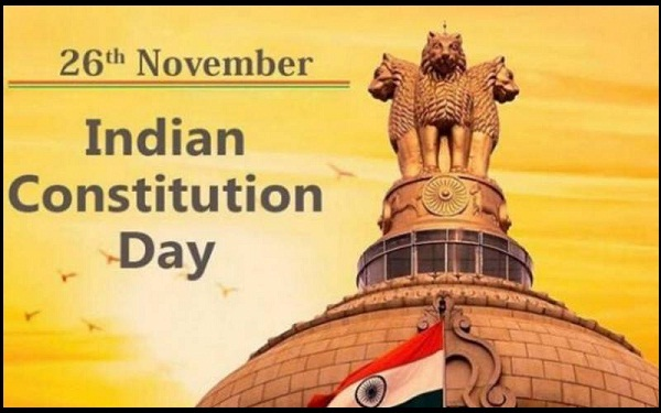 Constitution Day to be Celebrated Across Country Tomorrow