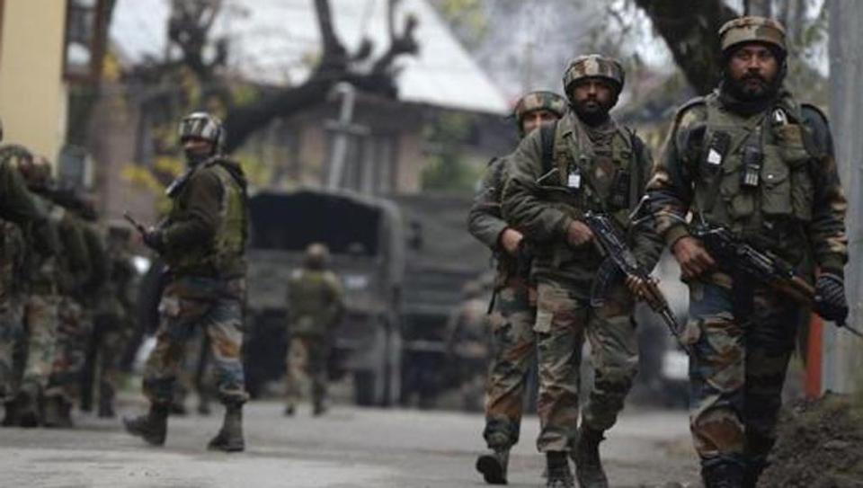 Top Pakistani JeM terrorist, associate killed in encounter in Shopian