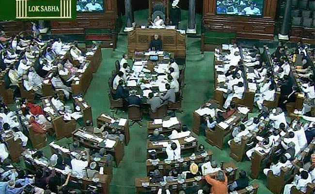 Government introduces Lokpal & Lokayukta (Amendment) Bill in Lok Sabha