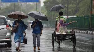 Uttar Pradesh receive normal to heavy rainfall in last 24 hours
