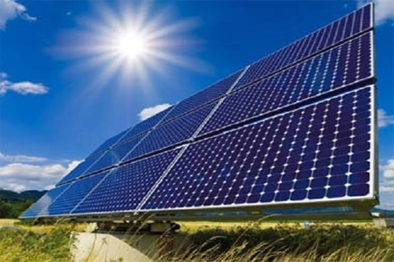 Govt sets target for installation of Solar projects of 40,000 MW by 2022