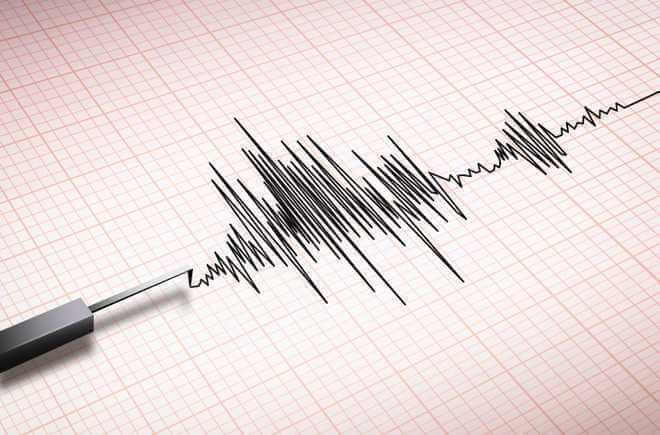 Earthquake of 4.3 magnitude strikes Mizoram