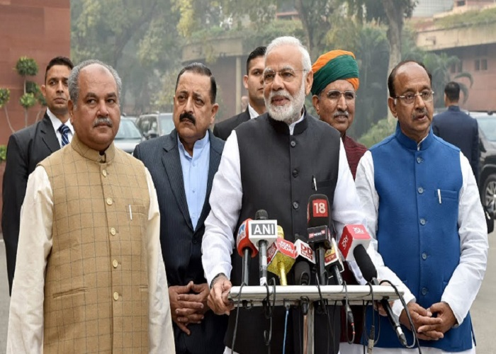 Winter session should be productive with high quality debates: Modi