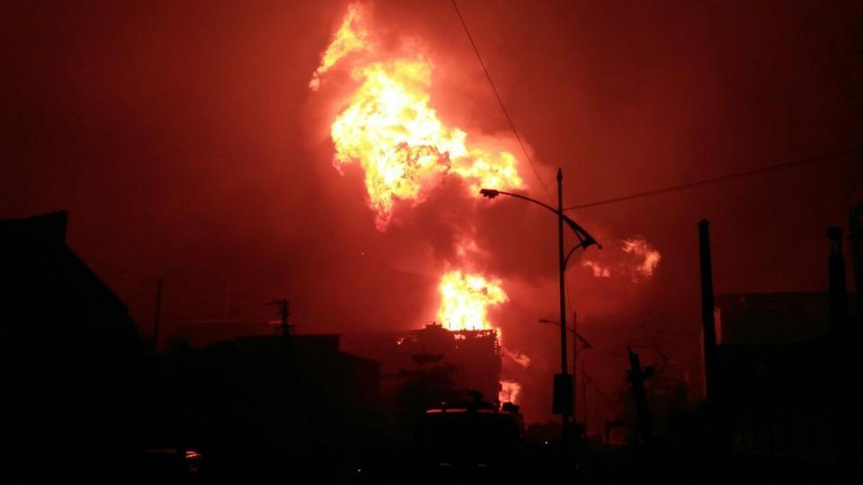 Fire breaks out at chemicals company in Palghar; three killed