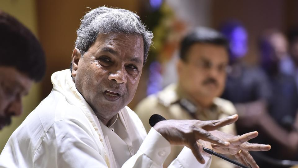 """Siddaramaiah dares PM to act on corruption,invited him to """"walk the talk"""""""