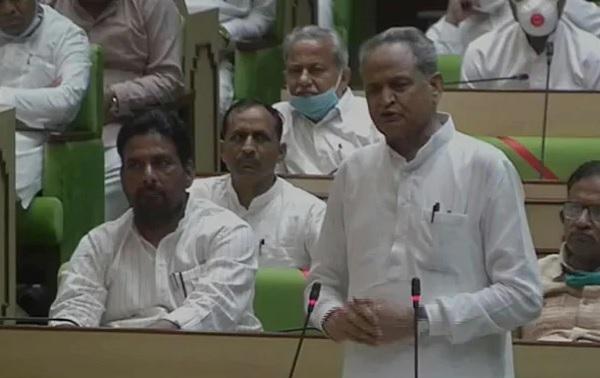 Ashok Gehlot-Led Rajasthan Government Wins Confidence Vote: Rajasthan Political Crisis Update