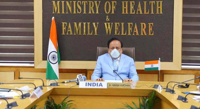 Dr Harsh Vardhan chairs high-level meeting to launch Jan-Andolan against TB