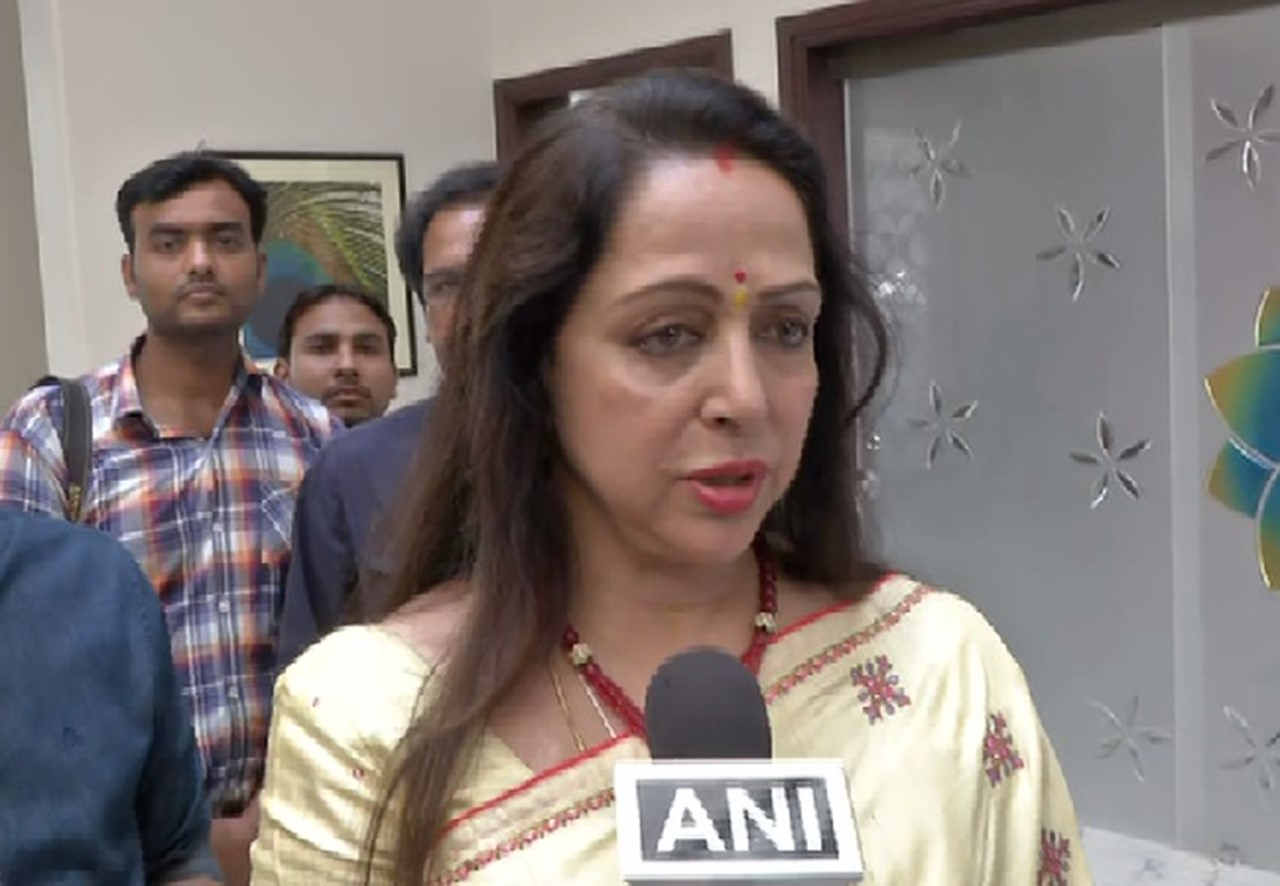 Hema Malini demands strict laws to protect doctors