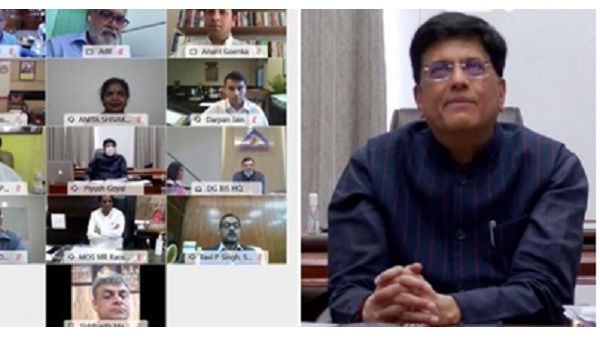 Union Minister Piyush Goyal Presides 3rd GCM of BIS