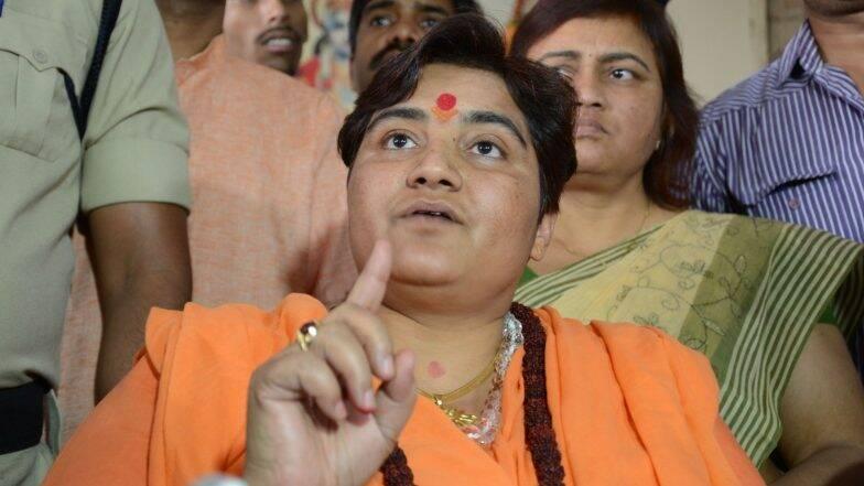 Pragya Thakur calls Godse