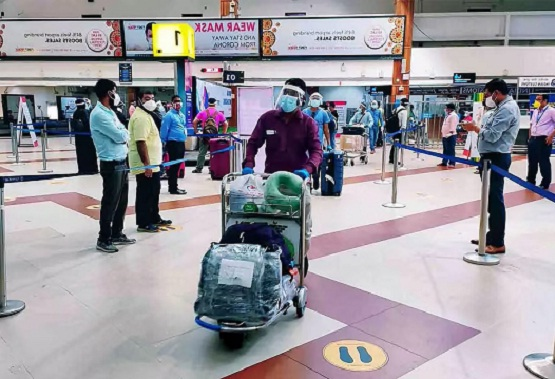 Over 300 Passengers Flee Airport In Assam To Avoid COVID Test, FIRs Registered