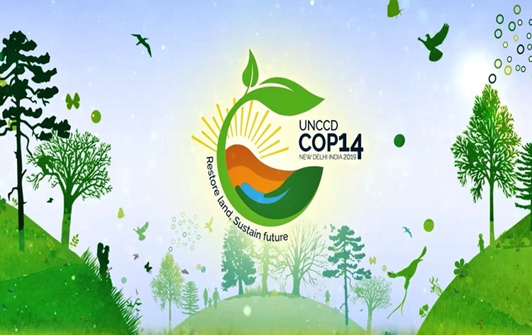 COP14 to UN Convention to Combat Desertification begins in Greater Noida today