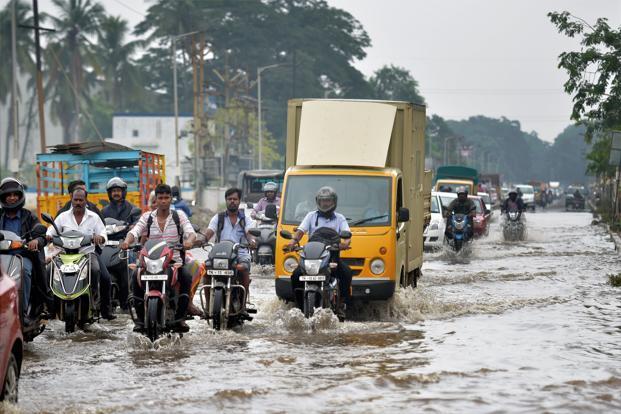 Schools in Chennai, Kanchipuram, Tiruvallur to remain shut today due to heavy rains