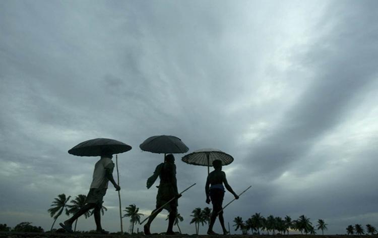 Southwest Monsoon further advances into Bihar, Odisha and Andhra Pradesh