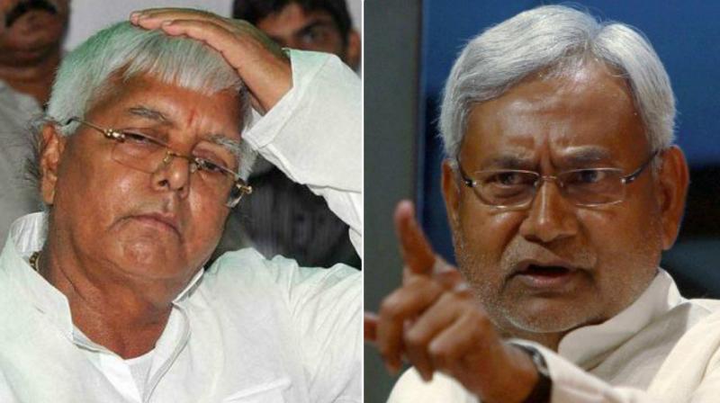 Lalu Prasad will never get out of jail: Nitish Kumar