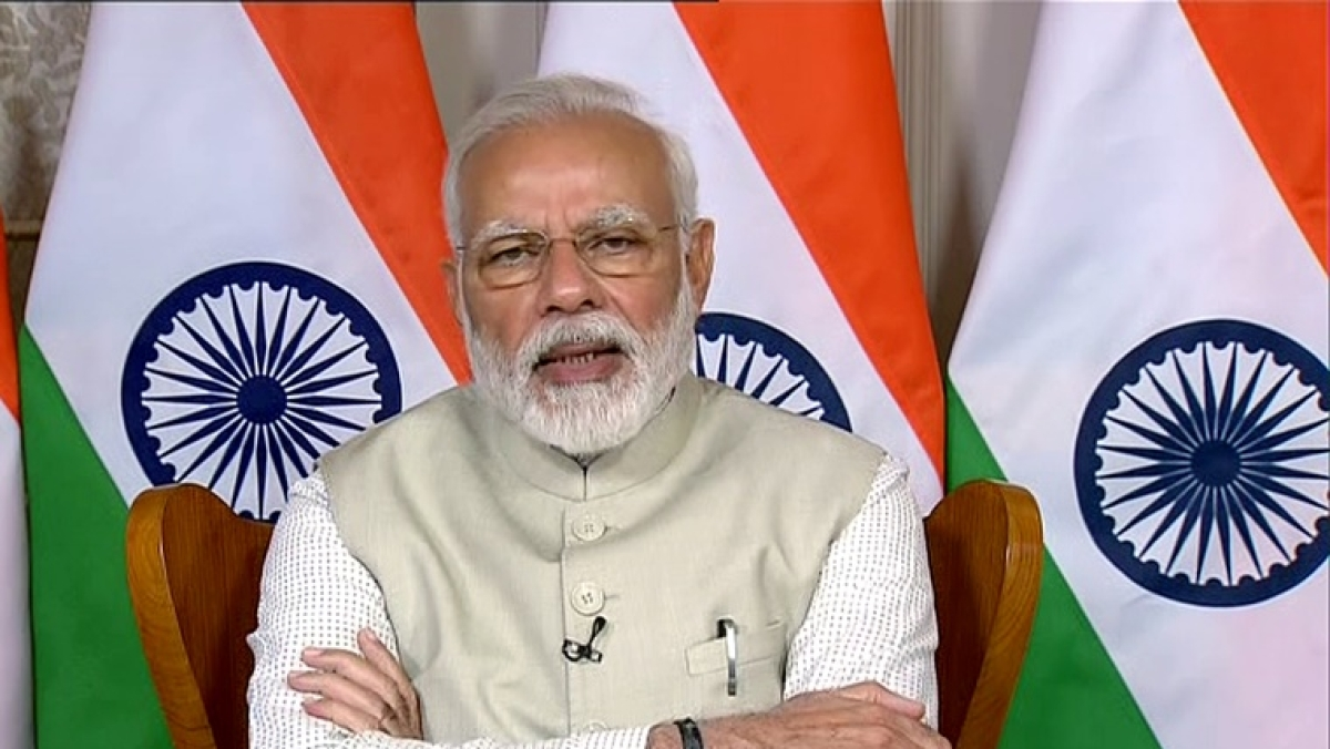 PM Modi urges people to light candles on Sunday at 9 pm