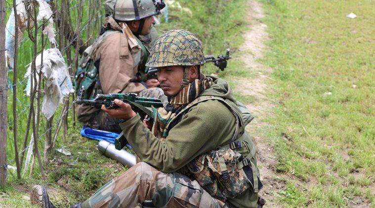 Unidentified militant killed in encounter in Kashmir