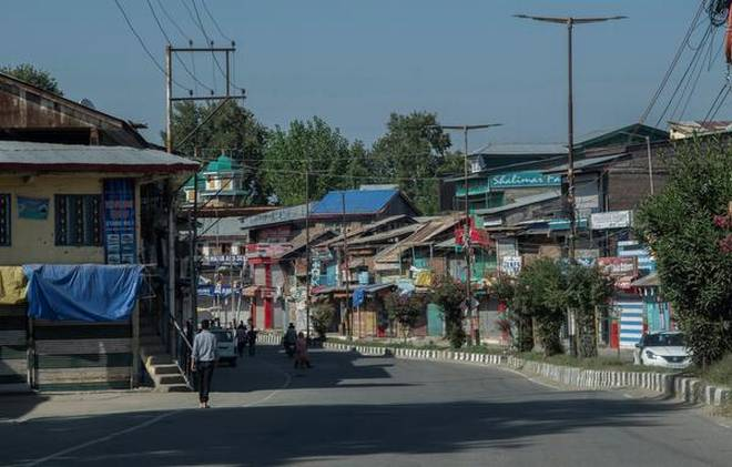 AMUTA asks Centre to restore normalcy in Kashmir