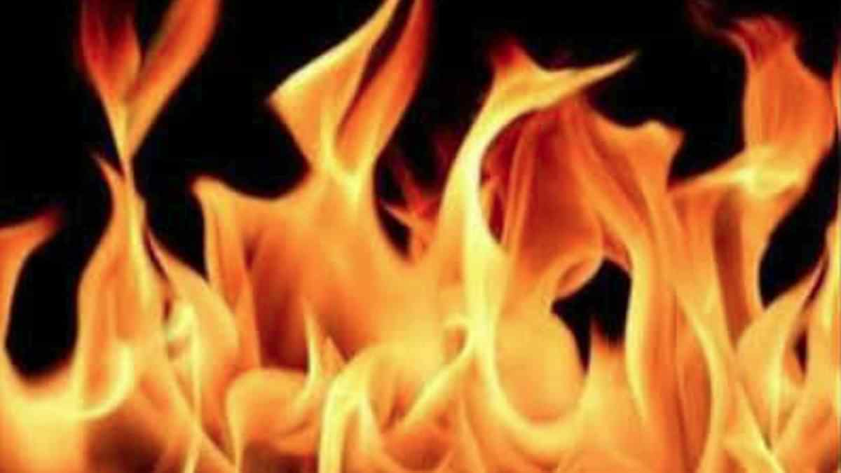 Three killed in fire at scrap shop in west Delhi