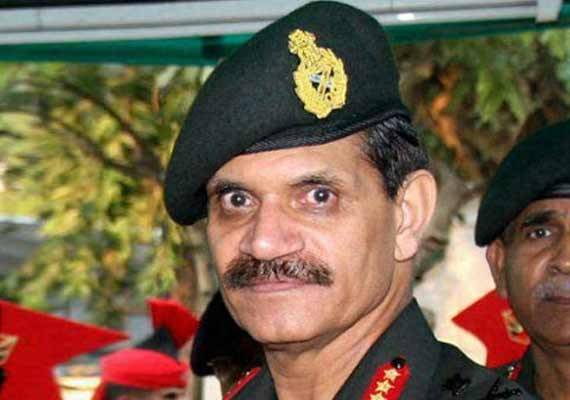 Army Chief Dalbir Suhag visits Assam to review security situation