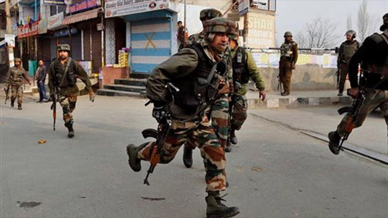 CRPF camp attacked in Pulwama district, J&K