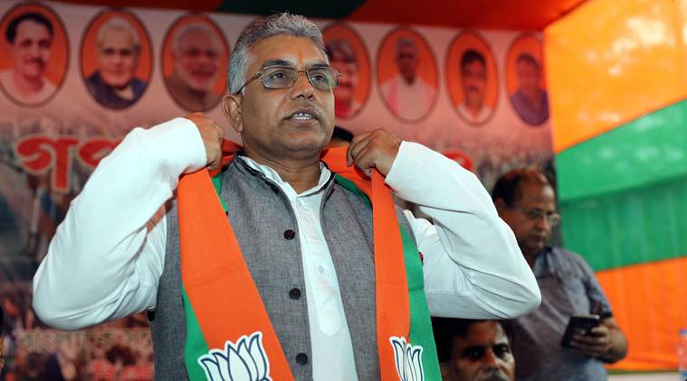 Bengal will be first state to implement Citizenship law: Dilip Ghosh attacks Banerjee