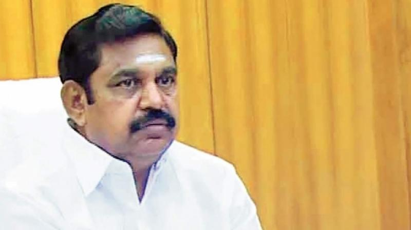 TN CM K Palaniswami launches education TV channel