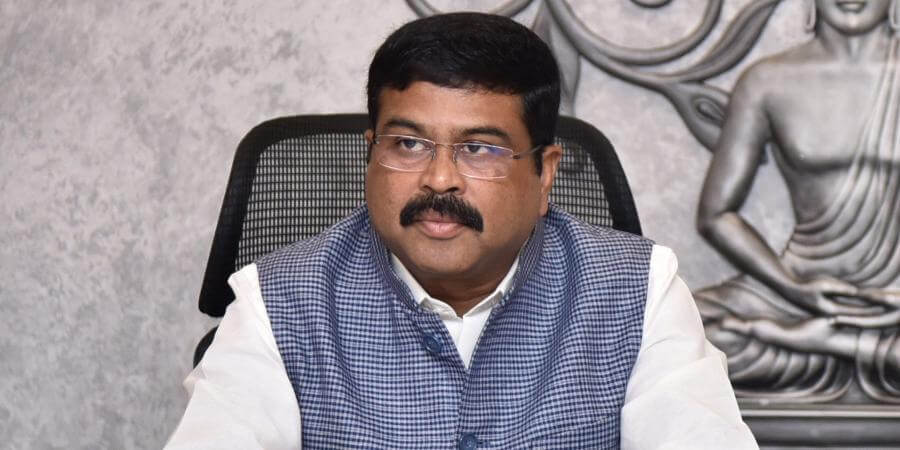 Union Minister Dharmendra Pradhan found COVID-19 positive, hospitalised