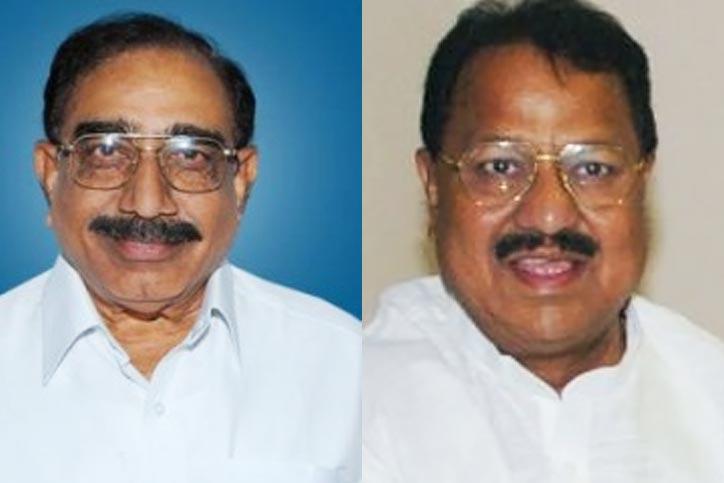 TRS  nominates D.Srinivas and V.Lakshmikantha Rao for Rajya Sabha