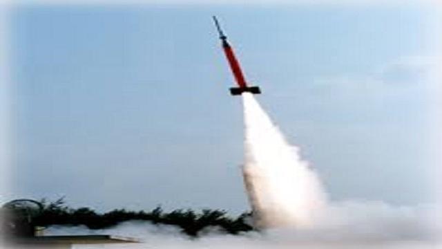indianspaceresearchorganisationlaunchessoundingrocketrh560