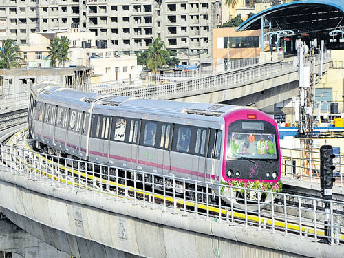 Silk Board Metro link set to face financial hurdle
