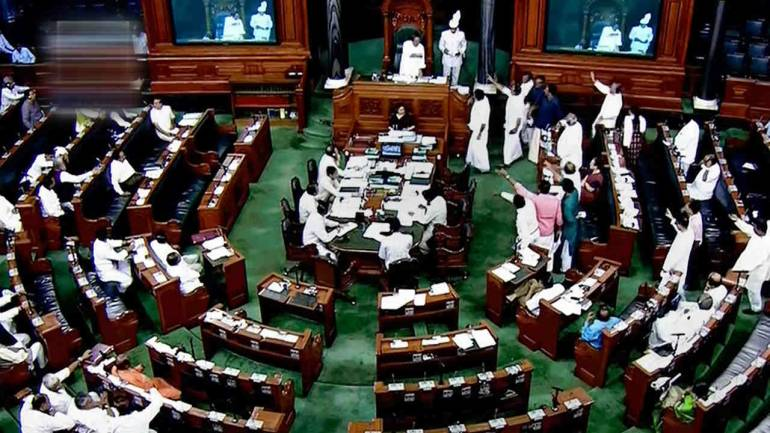 Kashmir issue echoes in Lok Sabha