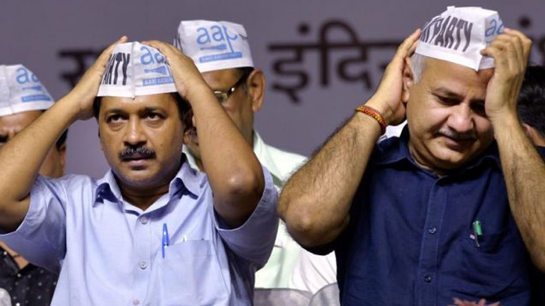 Delhi court issues non-bailable warrants against Kejriwal, others