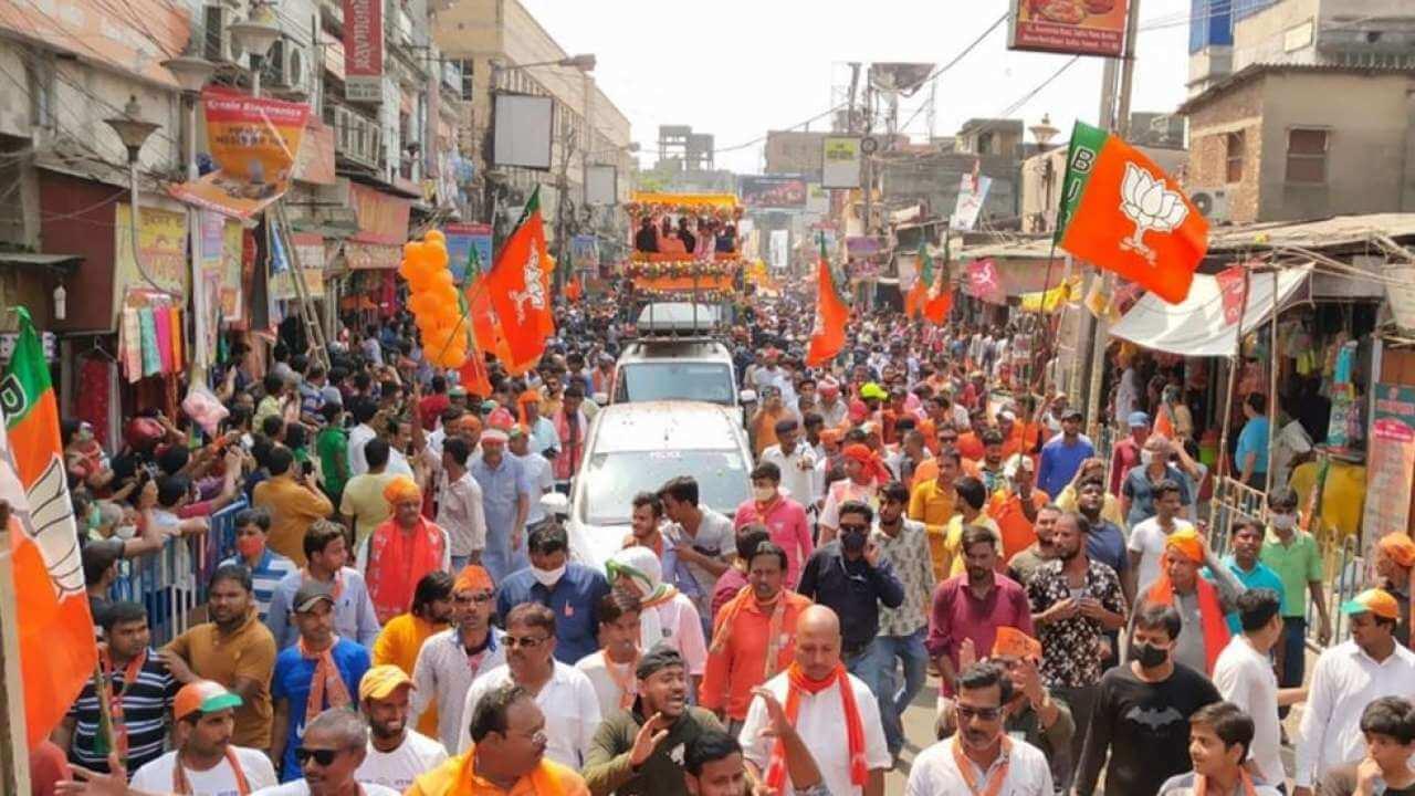 West Bengal Polls: EC bans roadshows, bike rallies due to Covid-19 surge