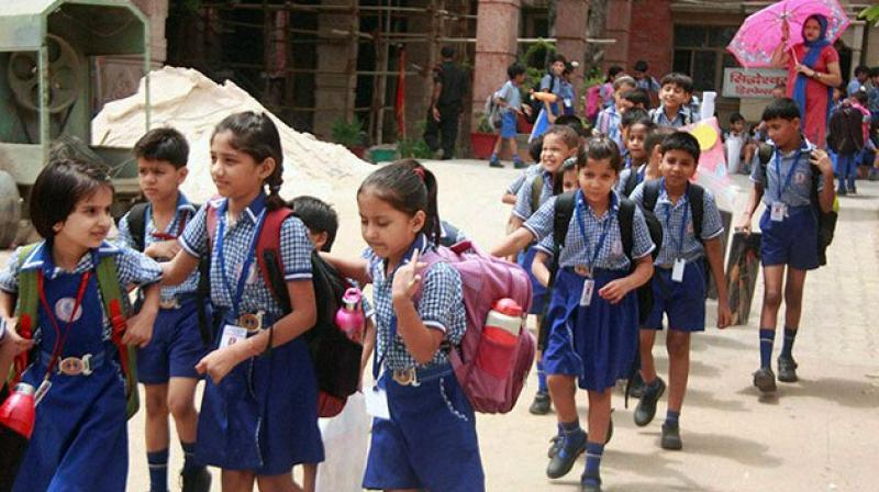 Delhi schools to close from May 11 due to hot weather