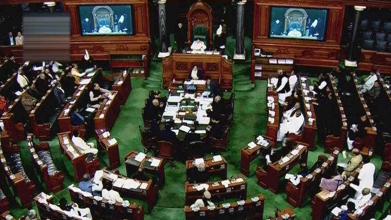 Three bills scheduled to be introduced in Lok Sabha today