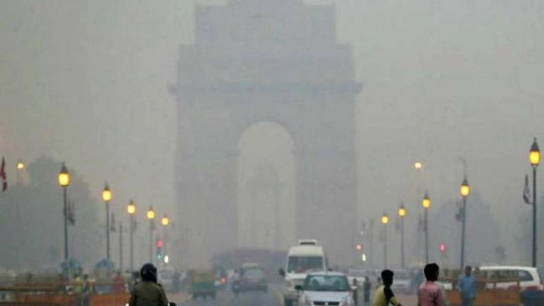 Air quality severe in Delhi