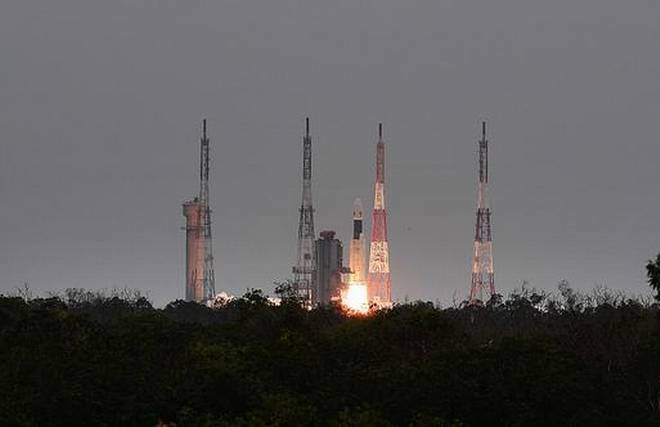 Congress congratulates ISRO for Chandrayaan launch