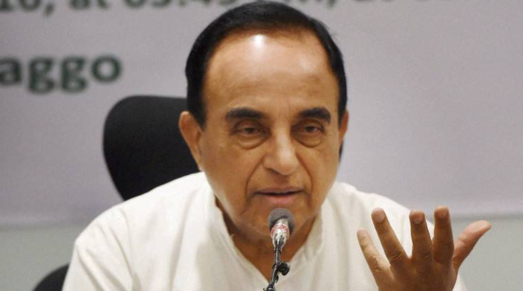 J-K move correct, economy needs to be corrected: Subramanian Swamy