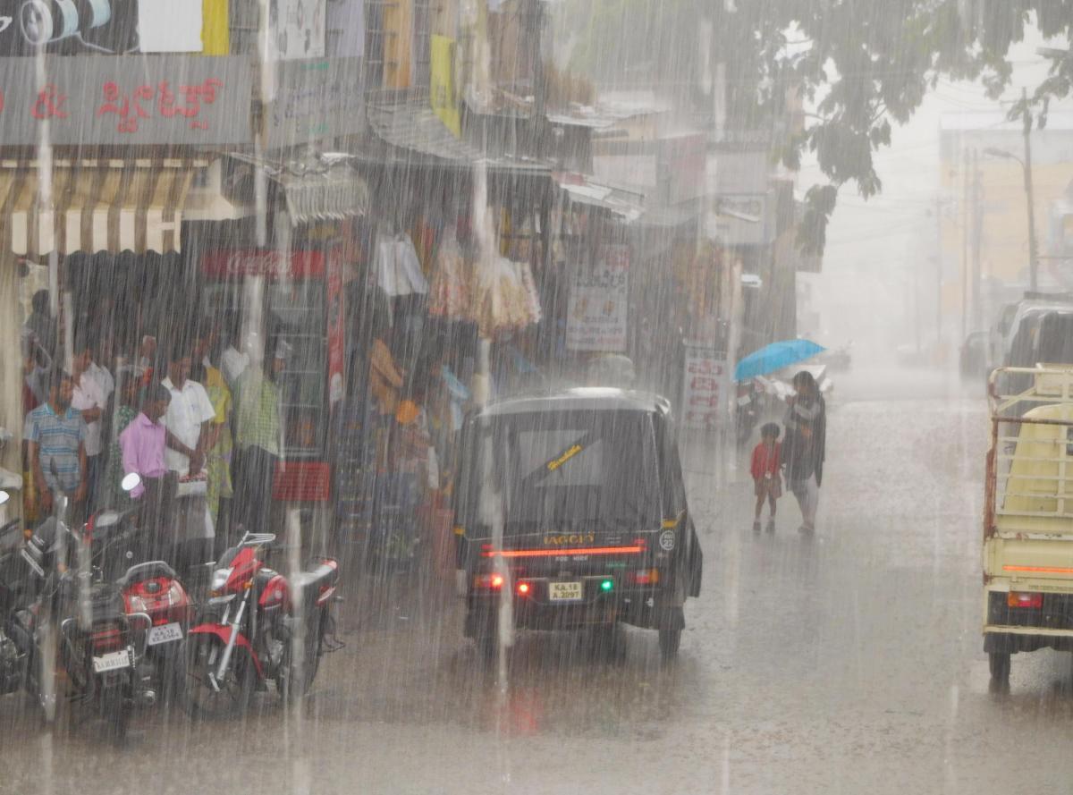 Uttara Kannada district in Karnataka receives 541 mm rainfall in last 24 hours