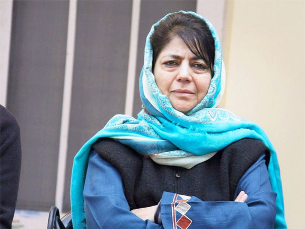 Mehbooba to be sworn in as first woman CM of J&K on April 4