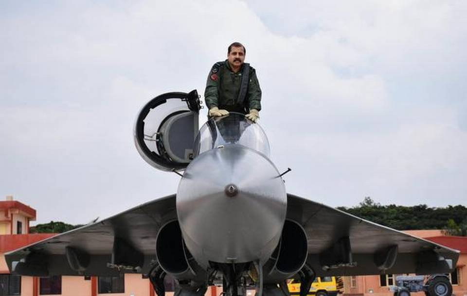 Air Marshal RKS Bhadauria is new IAF Chief