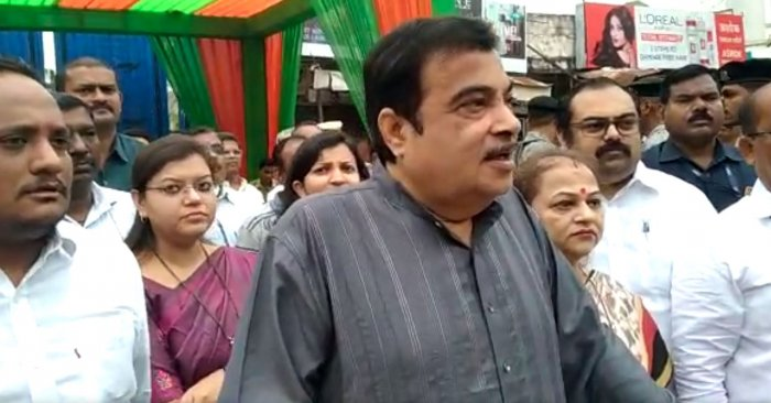 BJP-Shiv Sena will form next government in Maharashtra with record- breaking victory: Nitin Gadkari