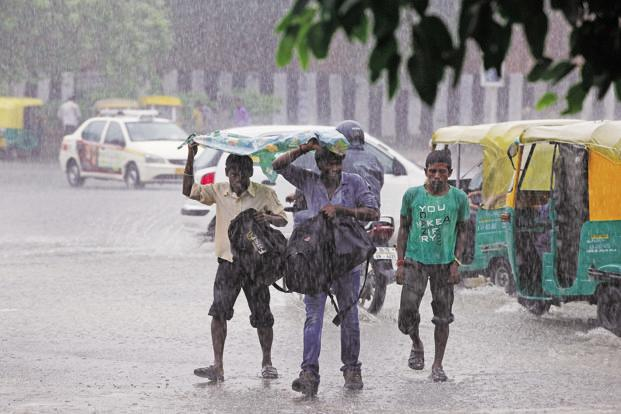 Pre-monsoon showers in several parts of country bring respite from heat