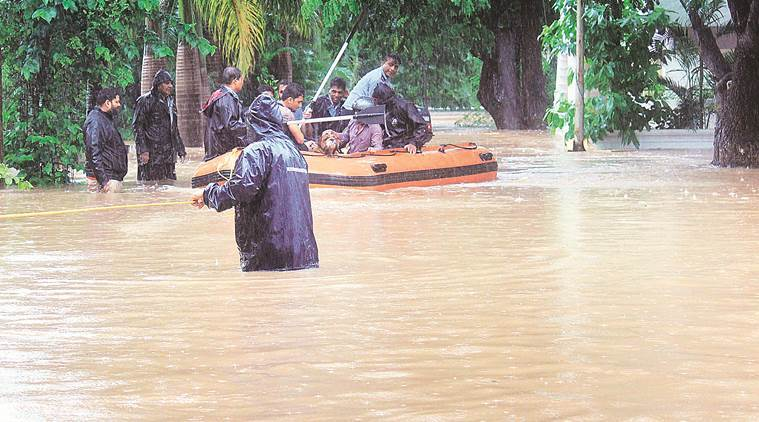 Flood situation remains grim in Maharashtra