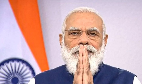PM Modi Launches Kisan Suryodaya Yojana' in Gujarat for Day Time Power Supply for Irrigation