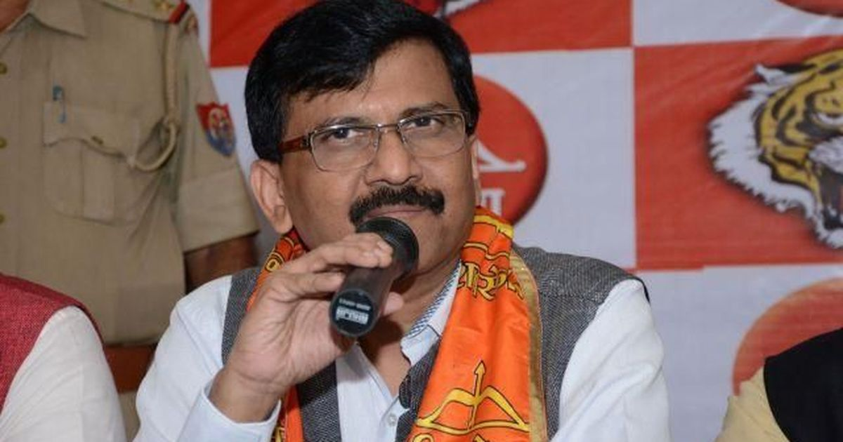 Mufti should be sent to mental asylum for criticising Indian team jersey: Sanjay Raut