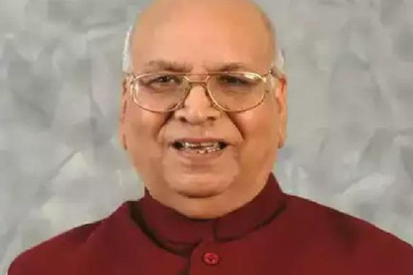 Lalji Tandon to be sworn in as MP Governor on July 29